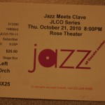 jazzclave 150x150 Lincoln Center   Jazz meets Clave