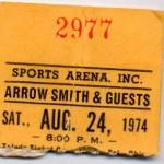 1974 ArrowSmith 150x150 Its Aerosmith 1974