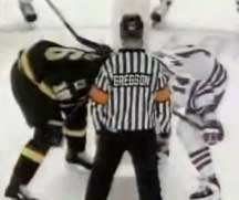 faceoff 1994 Stanley Cup Finals   NOW its Hockey Season
