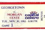 gtown morganstate 150x101 Hoya Saxa   1982 1983  A Freshmans View