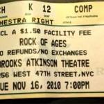 rockofages adam 150x150 Rock of Ages   Glee meets Metal