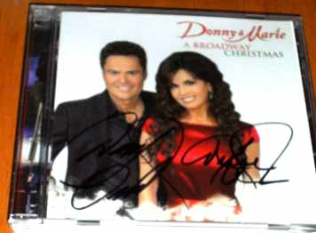 donnymariecd Christmas in Osmond Land
