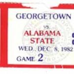 gtowngame2 150x150 Georgetown Hoyas 99   Alabama State 76