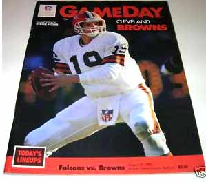 program Falcons vs Browns
