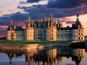 Chateau de Chambord European Travel Memories