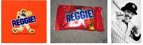 Reggie Bar Reggie Jackson