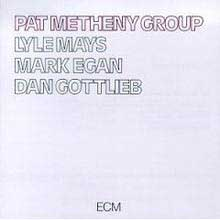 cover Pat Metheny Group
