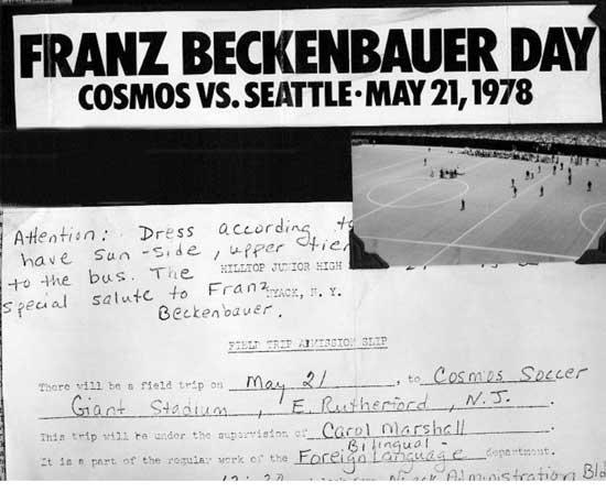 image31  Franz Beckenbauer Day