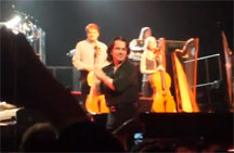 Yanni Photo 1 Yanni   Stubstories from Brazil to the US