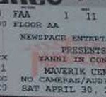 yanni ticket2 150x137 Yanni on Tour   Dreams Do Come True
