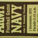 Army Navy Game Ticket Stub 150x150 Army   Navy Game   1973