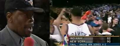knicks #8 seed goes to the NBA Finals   1999