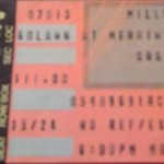 merriwether ticket stub2 150x150 Merriweather Post and another Stubstory