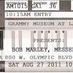 Grammy Museum Ticket Stub 150x150 My Grammy Museum experience