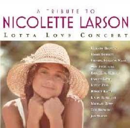 nicollette larson Nicolette Larson the It girl