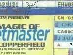 David Copperfield Ticket 150x112 David Copperfield