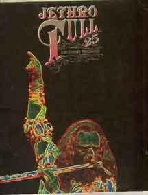 Jethro Tull Jethro Tull 25th Anniversary Tour
