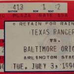 Baltimore-Orioles-vs-Ranger