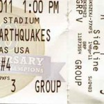 chivasusa ticket stub 150x150 Trujillo scores and the Black Army heads to SF