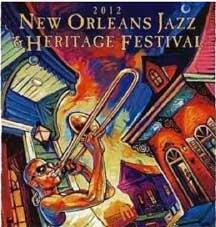 jazzfest image NOLA Jazz Fest & the Big Chief Ticket