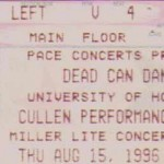 Dead Can Dance Ticket 150x150 Dead Can Dance   Just blew me away