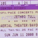 Jethro Tull Ticket Stub 150x150 Jethro Tull 2000s Music Still holds up