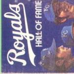 Royal George Brett Ticket 150x150 George Brett Memories