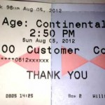 ice age ticket stub 150x150 Ice Age   Continental Drift or Ape ocalypse Now?